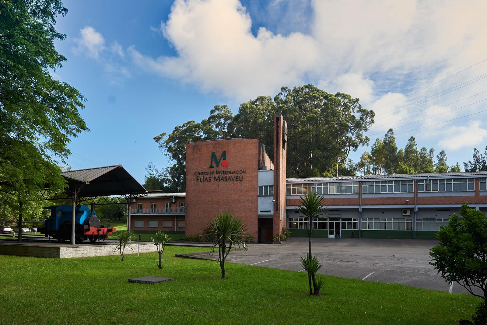 Centro de investigación Elías Masaveu