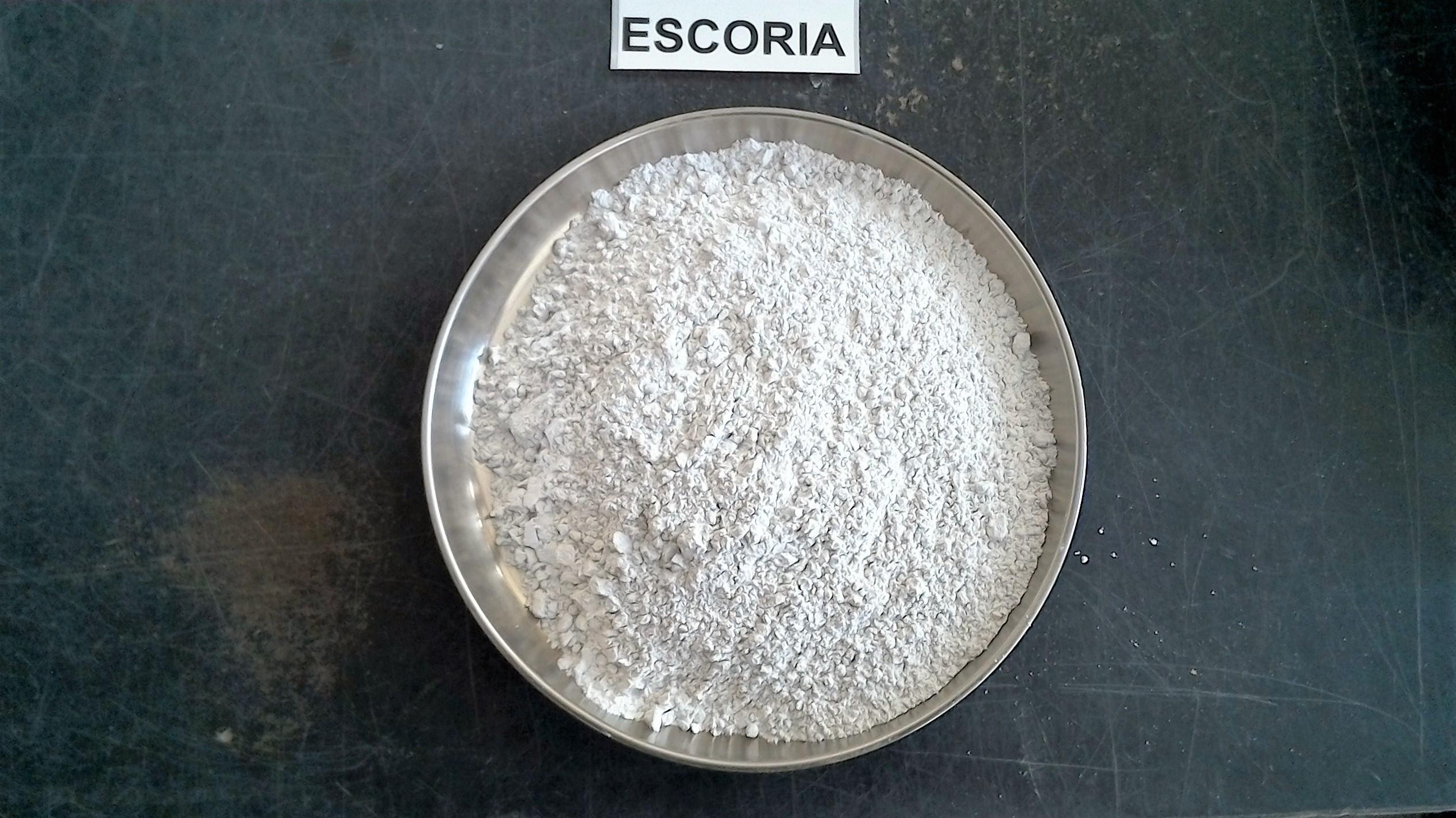 Foto 10. ESCORIA
